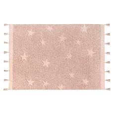 Achat Tapis Tapis Lavable Hippy Stars Vintage Nude - 120 x 175 cm