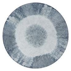 Achat Tapis Tapis Lavable Tie-Dye Vintage Blue - Ø 150 cm
