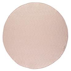 Achat Tapis Tapis Kiowa Pure Line Rose Pétale - Ø 105 cm