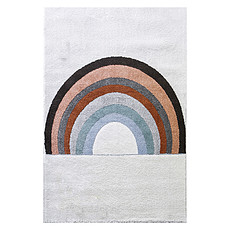 Achat Tapis Tapis Rainbow - 135 x 190 cm