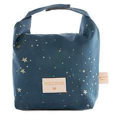 Achat Sac isotherme Lunch Bag Waterproof - Gold Stella & Night Blue