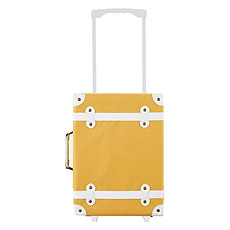 Achat Bagagerie enfant Valise See-Ya - Moutarde