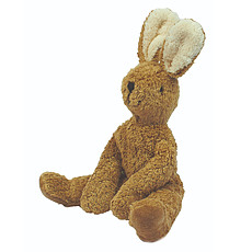 Achat Peluche Lapin Beige - Small