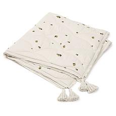 Achat Linge de lit Couverture en Coton Bio - Lemon