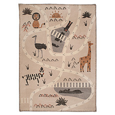 Achat Tapis Tapis Little Savannah - 100 x 140 cm