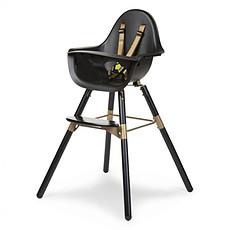 Achat Chaise haute Chaise Haute Evolu 2 - Noir et Or