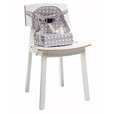 Achat Chaise haute Rehausseur Easy Up pour Chaise - White Stars