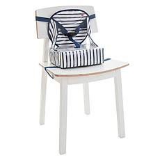 Achat Chaise haute Rehausseur Easy Up pour Chaise - Blue Stripes