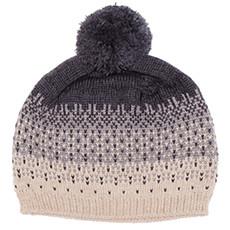Achat Vêtement layette Bonnet Jacquard Boston - Gris