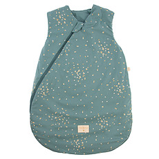 Achat Gigoteuse Gigoteuse Cocoon Gold Confetti & Magic Green - 0/6 Mois