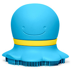 Achat Soins enfant Brosse en Silicone Moby Octopus