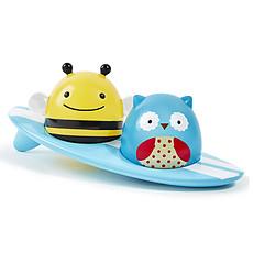 Achat Mes premiers jouets Jouet de Bain Lumineux Zoo Animaux Surfeurs