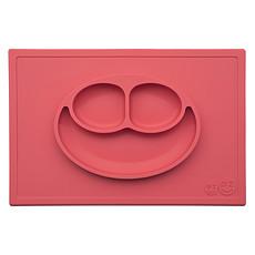 Achat Vaisselle & Couvert Set de Table et Assiette Tout-en-1 Irrenversable Happy Mat - Corail