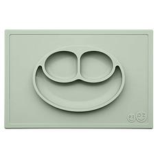 Achat Vaisselle & Couvert Set de Table et Assiette Tout-en-1 Irrenversable Happy Mat - Vert Amande