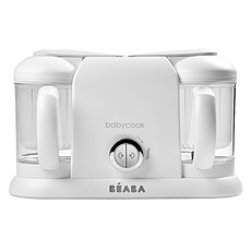 Achat Cuiseur & Mixeur Babycook Duo - White & Silver