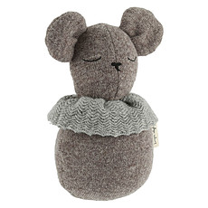 Achat Mes premiers jouets Peluche Culbuto Ours Brun