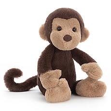 Achat Peluche Wumper Monkey