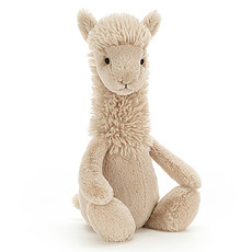 Achat Peluche Bashful Lama - Medium