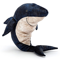 Achat Peluche Victor Great White Shark