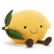 Achat Peluche Amuseable Lemon