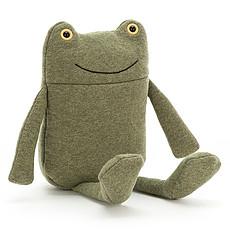 Achat Peluche Geek Frog