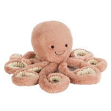 Achat Peluche Odell Octopus - Small