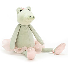 Achat Peluche Dancing Darcey Alligator - Medium