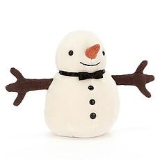 Achat Peluche Joyful Snowman