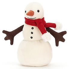 Achat Peluche Merry Snowman