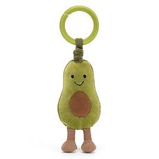 Achat Accessoires poussette Jouet de Poussette Amuseable Avocado Jitter