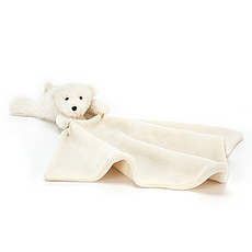 Achat Doudou Shooshu Perry Polar Bear Soother