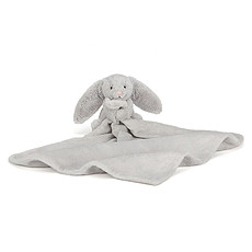 Achat Doudou Bashful Silver Bunny Soother