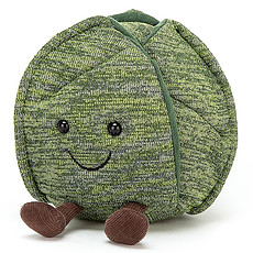 Achat Peluche Amuseable Brussels Sprout