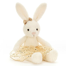 Achat Peluche Glistening Belle Bunny - Large