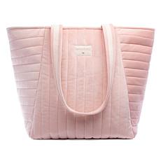 Achat Sac à langer Sac de Maternité Savanna Velvet - Bloom Pink