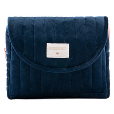 Achat Trousse Trousse de Toilette Savanna Velvet - Night Blue