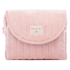 Achat Trousse Trousse de Toilette Savanna Velvet - Bloom Pink