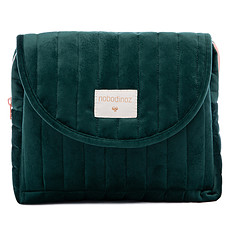 Achat Trousse Trousse de Toilette Savanna Velvet - Jungle Green