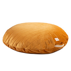 Achat Fauteuil Pouf Sahara Velvet - Farniente Yellow