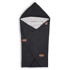 Achat Confort Couverture Baby Wrap - Dark Grey Star