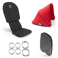Achat Accessoires poussette Style Set ANT - Rouge Néon