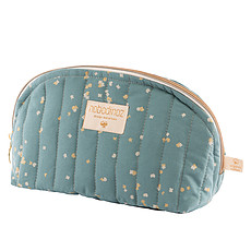 Achat Trousse Trousse de Toilette Holiday - Gold Confetti & Magic Green