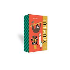 Achat Livre & Carte Mini Animaux - Leporello
