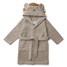 Achat Textile Peignoir Lily Lion - Stone Beige