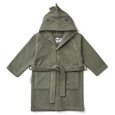 Achat Textile Peignoir Lily Dino - Faune Green