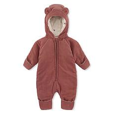 Achat Robe & combinaison Combinaison Teddy Cedar Wood & Cherry - 24/36 Mois