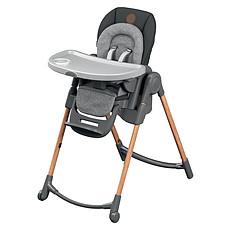 Achat Chaise haute Chaise Haute Minla - Essential Graphite