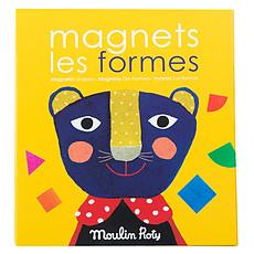 Achat Mes premiers jouets Jeu Magnétique Les Formes - Les Popipop