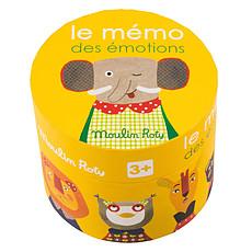 Achat Mes premiers jouets Le Mémo des Emotions - Les Popipop