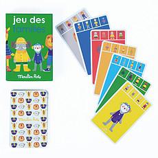 Achat Mes premiers jouets Jeu des 7 Familles - Les Popipop